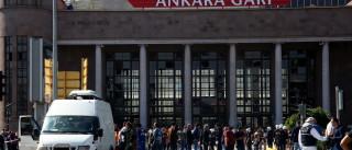 Número de mortos em explosão na Turquia sobe para 86