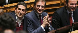 PSD e CDS vão mesmo apresentar moção de rejeição ao Governo