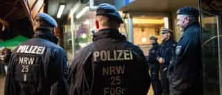 Polícia alemã efetua buscas em operação antiterrorista