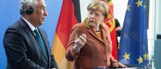 Merkel avisa que manutenção de Schengen depende da proteção da UE