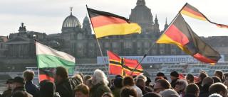 Marcha anti-islão junta milhares de pessoas na cidade de Dresden