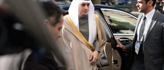 Sauditas dizem que a Rússia não vai conseguir salvar o regime sírio
