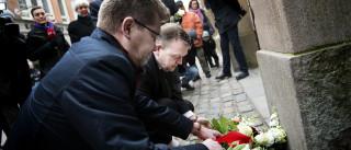 Dinamarca recorda vítimas um ano depois dos atentados em Copenhaga