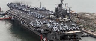 China nega acesso de porta-aviões dos EUA a porto de Hong Kong