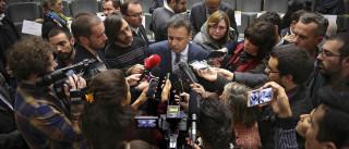 Aécio Neves diz que investigações provarão a sua inocência