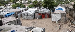 União Europeia anuncia ajuda adicional de 38 milhões para o Haiti