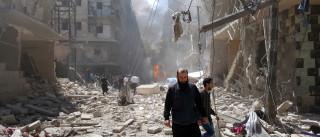 Síria: Secretário de Estado dos EUA pede restabelecimento de cessar-fog
