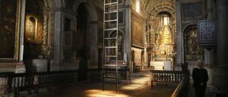 Obras de Rui Chafes a partir de hoje na Igreja de São Cristóvão