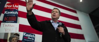 John Kasich vai anunciar saída da corrida presidencial