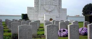 Soldados portugueses da Grande Guerra são hoje recordados em França