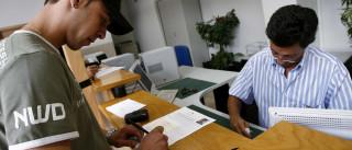 Estado paga em média 580 euros aos 'requalificados'