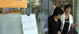 Mais de 1,2 milhões de idosos já se vacinou contra a gripe
