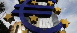 Euribor descem a três e seis meses e variam nos restantes prazos