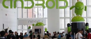 Android Lollipop é o principal sistema operativo da Google