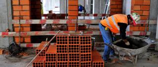 Construção portuguesa produziu menos 2,5% no ano passado