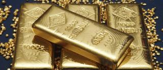 Ouro voltou a ser o que era e é o grande vencedor deste ano