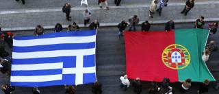 Grécia ajuda dívida portuguesa a cair nos prazos mais curtos