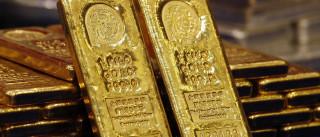 Ouro a ganhar terreno com ajuda do Japão