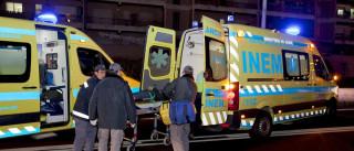 Aumentou para dois o número de mortos de acidente em Leça da Palmeira