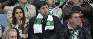 Bruno de Carvalho vai assistir ao dérbi... em casa