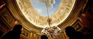Palácio da Ajuda acolhe exposição de pintura romena moderna
