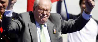 Frente Nacional convoca Le Pen para discutir o seu futuro político