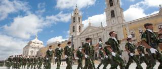 Militares processam ministérios das Finanças e Defesa