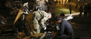Pelo menos 24 mortos e 39 feridos num atentado em Bagdad