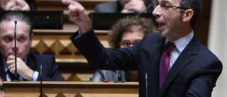 """Rocha Andrade é o secretário de Estado da """"incerteza fiscal"""""""