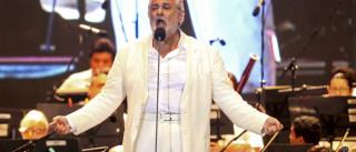 """Plácido Domingo """"feliz"""" por atuar em Macau 15 anos após convite"""