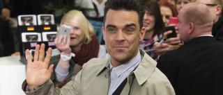 Robbie Williams quer seguir nova carreira