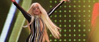 Lady Gaga não tem medo de protagonizar cenas mais 'quentes'