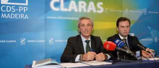 CDS quer que Estado devolva à Madeira 16 milhões de impostos