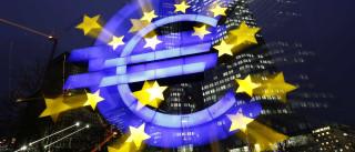 BCE revê em baixa previsões de crescimento e de inflação na zona euro