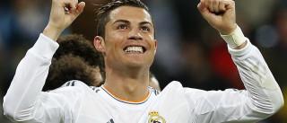 Cristiano Ronaldo com saudades de 'comida caseira'