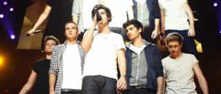 One Direction levam fãs à loucura