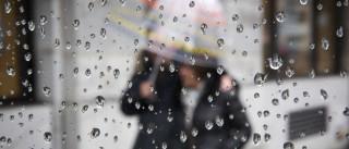 Três distritos do continente sob aviso amarelo devido à chuva