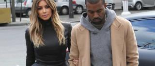 Kim Kardashian celebra segundo aniversário de casamento