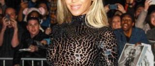 Beyoncé: de férias e sem maquilhagem