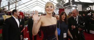 Jennifer Lawrence 'chateada' com a desigualdade