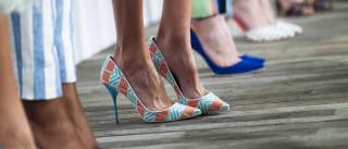 Dois em cada três pares de sapatos produzidos no mundo vêm da China