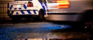 Homem envolvido em acidente acusa taxa de álcool de 2,52 g/l