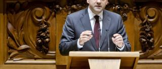 Financiamento social na Europa está a bater no fundo, diz Pedro Marques