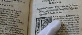 Nova biografia de Cervantes tenta explicar como nasceu 'Don Quixote'