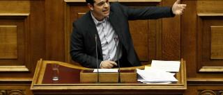 Tsipras admite cooperação com socialistas do Pasok, mas com condições