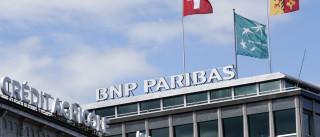 BNP Paribas inverte perdas recentes graças à banca de investimento