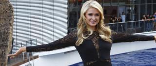 Paris Hilton veste-se de 'coelhinha' por uma boa causa