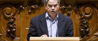 """'Os Verdes' alertam para """"impactos negativos"""" do túnel do Marão"""
