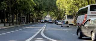 Novas alterações ao trânsito da Avenida da Liberdade vão chegar