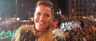 """Katia Aveiro: """"A nossa família cresceu"""""""